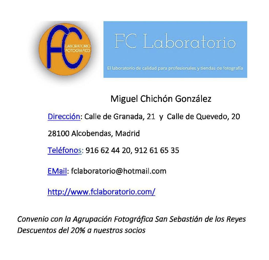 FC Laboratorio Fotográfico S.L.